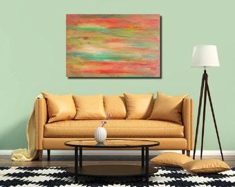 Home Decor 24x36 Wall Decor Modern Abstract Art by Nacene Prchal