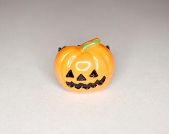 Jack-o'-lantern Ring