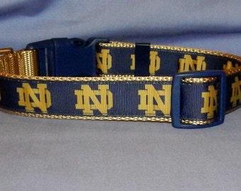 Notre Dame collar