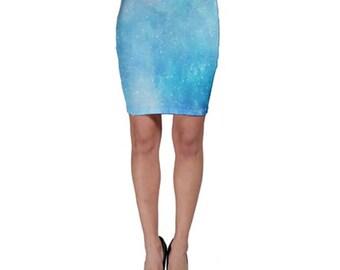Recre8Clothing™ Frozen I Bodycon Skirt