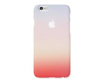 iPhone 6s+ case - Sunset - iPhone 6s case, iPhone 6+case, iPhone 7 case, iPhone 5 case, iPhone SE, hard shell non-glossy L24
