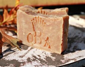 PUMPKIN ALE - Cold Process Soap - with PUMPKICK New Belgium Craft Beer