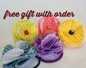 Free Gift With Order of Accessory