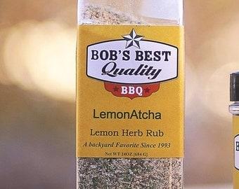 24 oz size - LemonAtcha