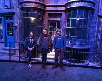 Handknitted Weasley Jumper - Adult