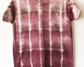 Men's tie dyed t shirt M