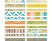 Simple Stories - You Are Here! - Washi Tape - 24 Sheets - 6235