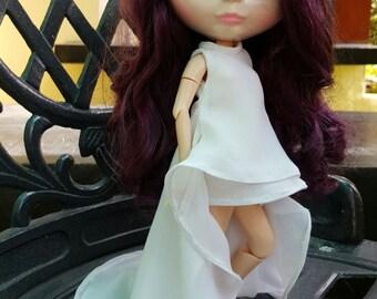Desyshpo blythe withe dress