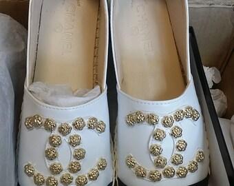 CC logo Espadrilles Shoe Size 38/39