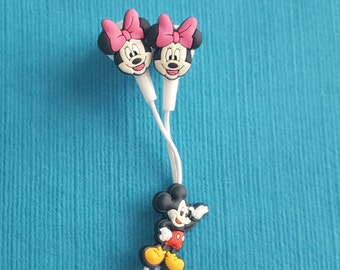 Minnie Earbuds - Fish Extender Gift - Earphones - Disney Cruise FE Gift