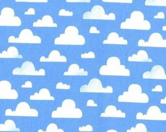 Michael Miller Cloudy fabric half metre