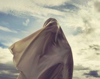 Photograph Art Print Wind Ghost