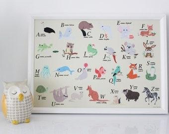 Animal alphabet (fr)