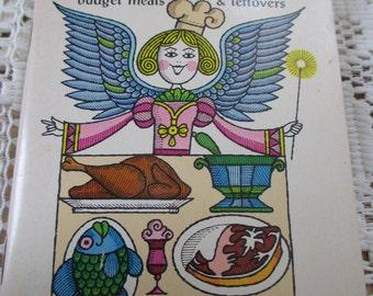 "Vintage 1965 ""Cinderella Cookbook""  A Dell Purse Book - Estate find!"
