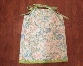 Vintage Pillowcase Dress Size 7