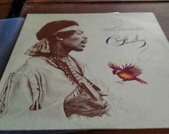 """Jimi Hendrix crash landing 12"""" LP MS 2204 Reprise record"""