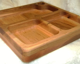 Maple Bento Box Platter