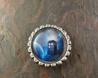 Doctor who T.A.R.D.I.S. Magnet