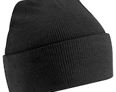 Two Men's beanie Hat | Free Shipping