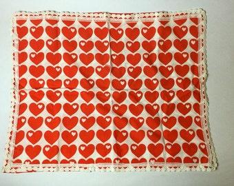 Graziela heart cushion