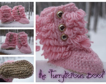 "the ""Furrylicious Boot"""