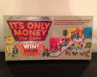 It's Only Money The Game 1987