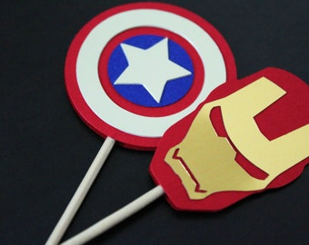 """Shop """"iron man"""" in Paper & Party Supplies"""
