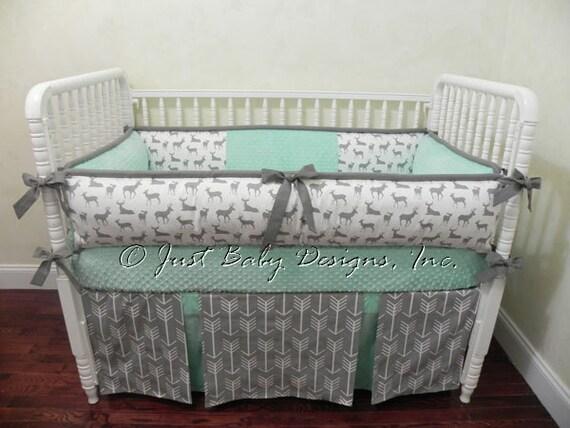 Boy Crib Bedding Sets Etsy