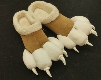 Foam Fursuit Toes