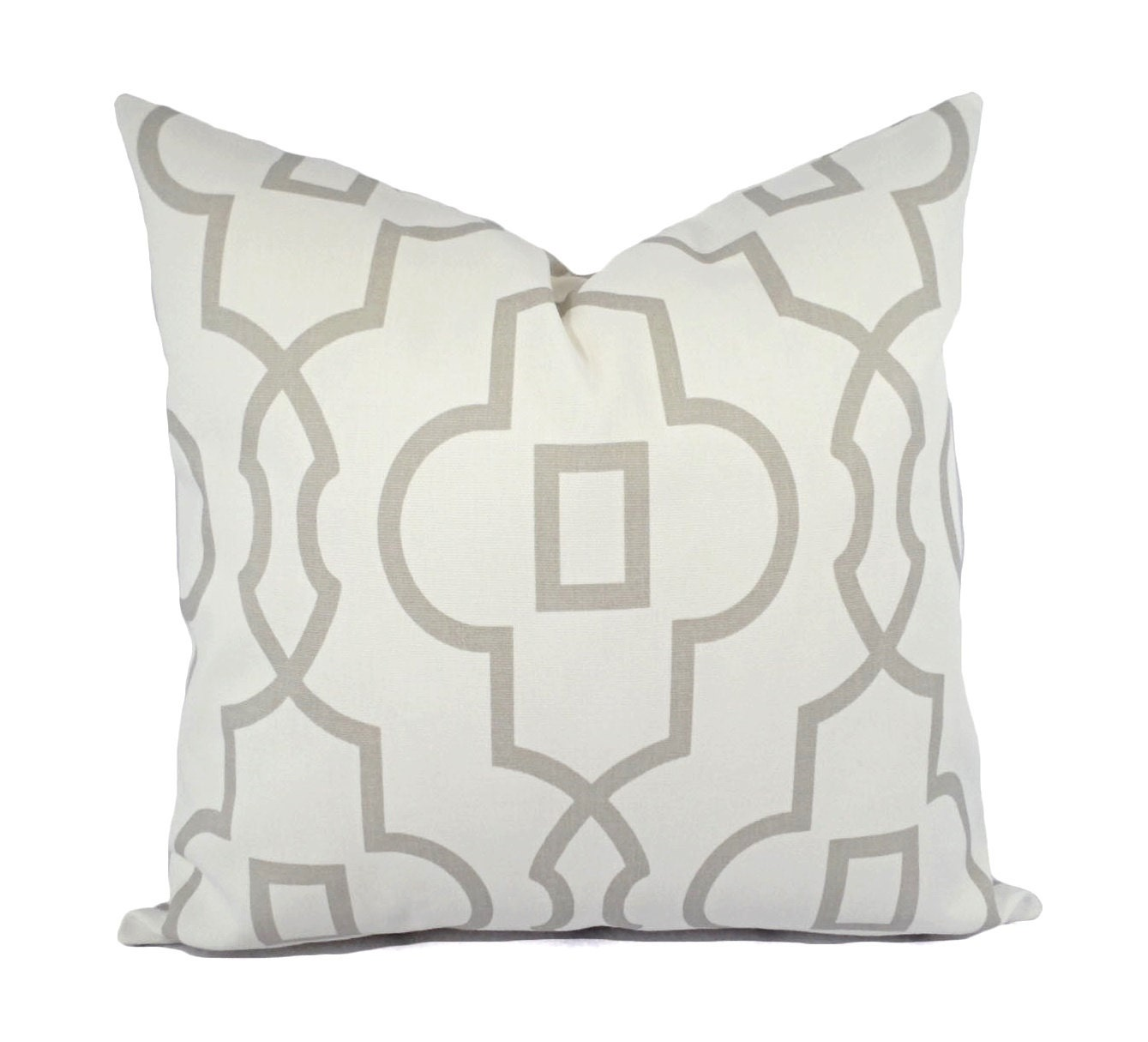 two grey and white pillow covers grey throw pillow grey. Black Bedroom Furniture Sets. Home Design Ideas
