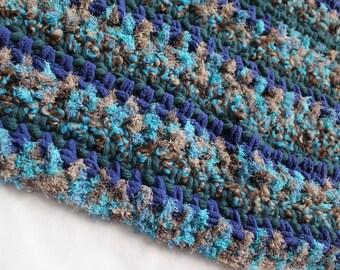 Multi-color Super Soft Baby Blanket
