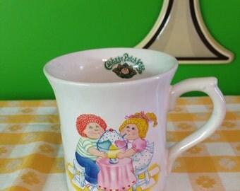 Vintage Cabbage Patch Kids Mug