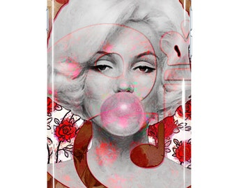 """Marilyn Monroe - IPhone 6/6 plus case -by """"Playin Dirty"""" - Caesar's World creations"""