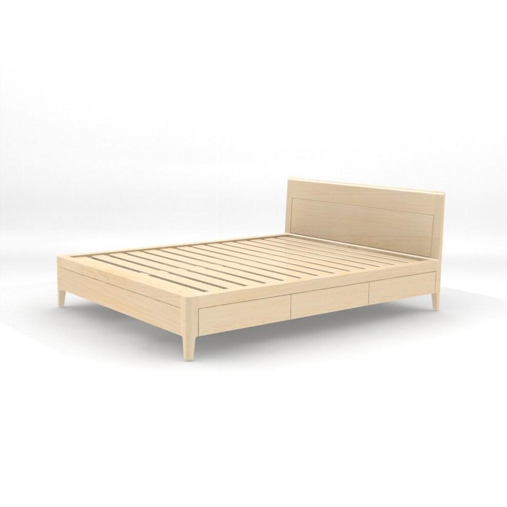 Maple Queen Bed Headboard