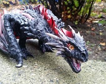 Drogon Unique handmade dragon