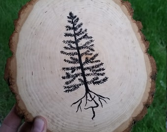 Appalachian Trail Tree