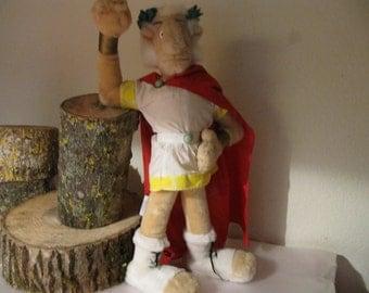 Asterix - Obelix plush figure Caesar