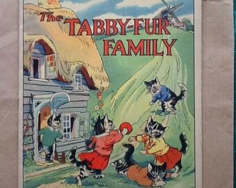 The Tabby Fur Family