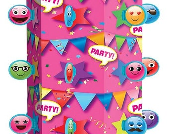 Monster or Emoji Goodie Gusher, Children's Party Activity, Refillable and Reusable!