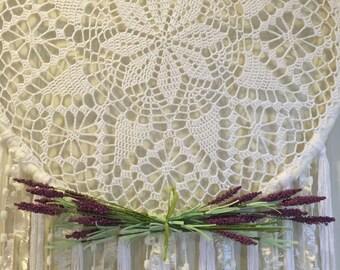 Crochet Doily DreamCatcher