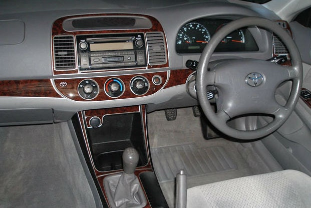 right hand drive car toyota camry 2000 2001 2002 2003 2004. Black Bedroom Furniture Sets. Home Design Ideas