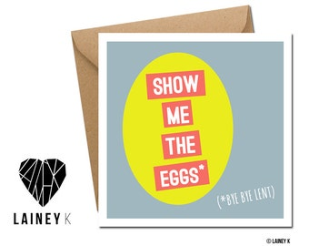 Quirky Easter Cards