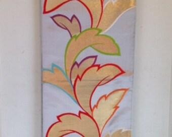 Japanese silk Obi sash