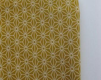 Traditional Japanese Fabric - Asanoha