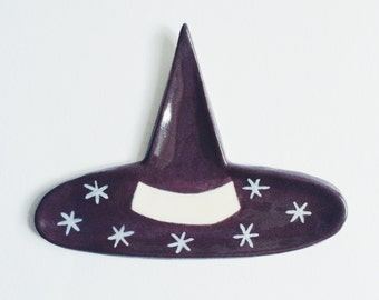 Small Witch Hat RIngdish