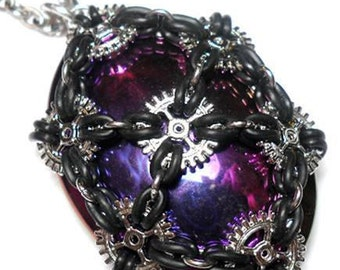 Pre-Order The Scarab Pendant Kit from HyperLynks Chainmaille