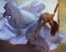 lilack prom dress, sexy evening gown, chiffon bridesmaids dress, reception dress, chiffon homecoming dress, 2015 women's dresses