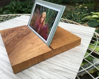 Oak salvaged frame