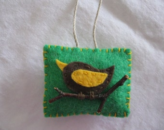 Custom made to order - Mini Felt Ornaments