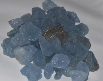 Celestite Crystals & Clusters